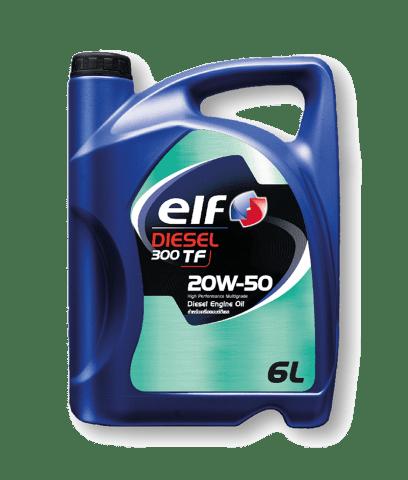 ELF Diesel 300 TF 20W-50