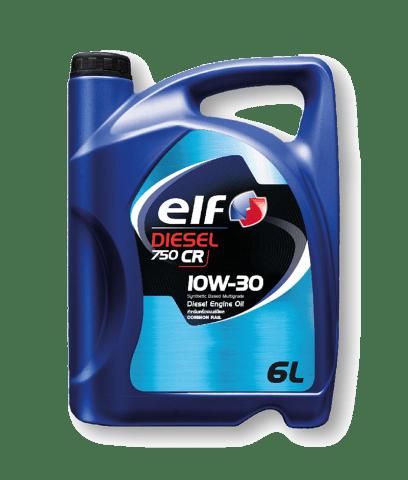 ELF Diesel 750 CR 10W-30
