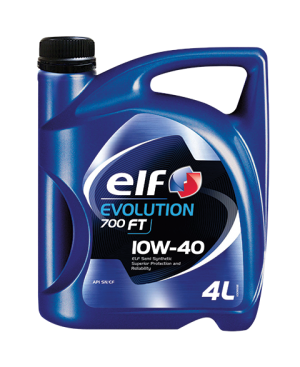 ELF EVOLUTION 700 FT 10W-40