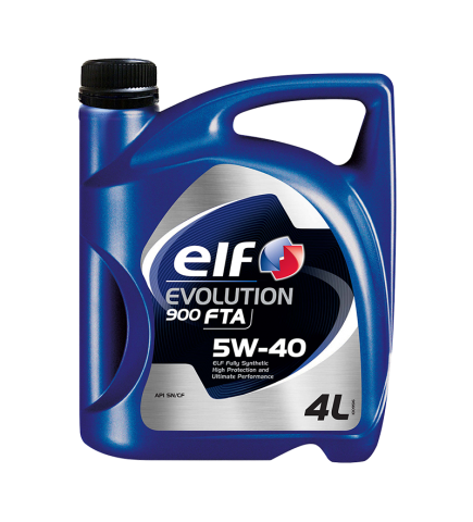 ELF Evolution 900 FTA 5W-40