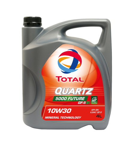 Total Quartz 5000 Future 10W-30